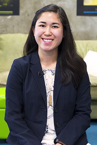 Jacqueline Tran, Electrical Engineer - Northrop Grumman Careers