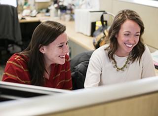 Careers - Office Perks Long-Lasting Bonds
