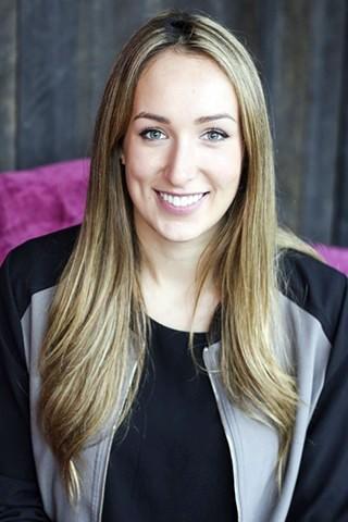 Mariel Vandeloo, UX Designer - Shopify Careers