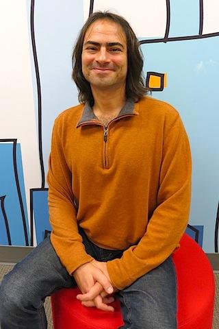 Aaron Crow, Software Engineer - Factual Careers