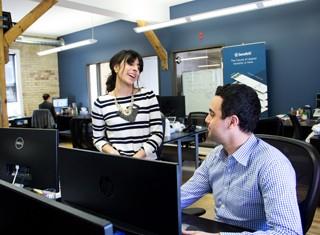 Careers - Sonya's Story Startup Scene Shopping