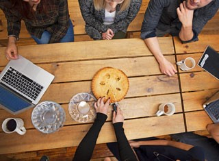 Careers - Office Life A Slice Of The PIE