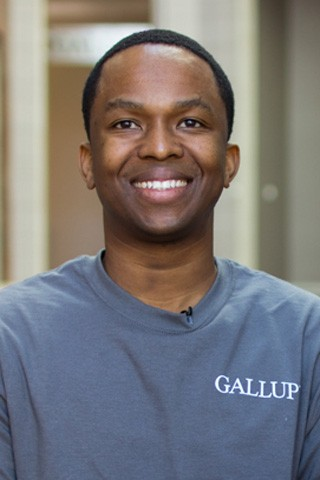 Steve Chikwaya, User Interface Lead  - Gallup Careers