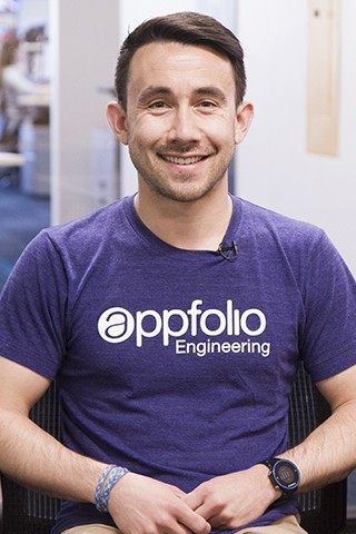 Damon Valenzona, Software Engineering Director  - AppFolio Careers