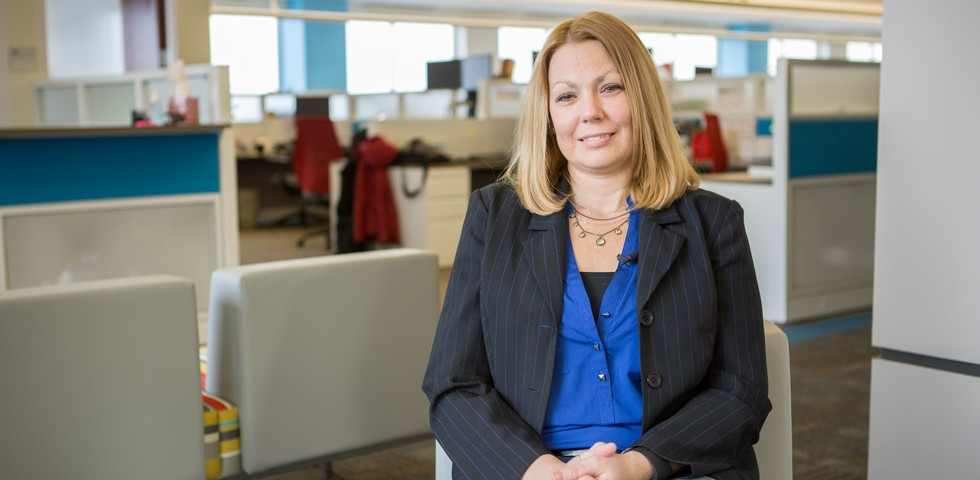 Sharon Daniels, Senior Manager Of Customer Experience, North America - ProQuest Careers