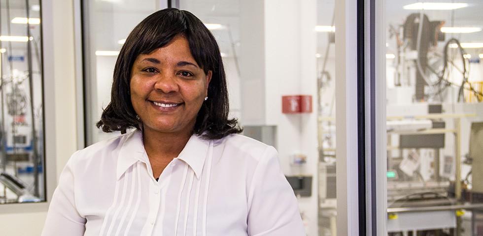 Mocashetta Bryant, Manufacturing Engineer - Saint-Gobain Performance Plastics Careers