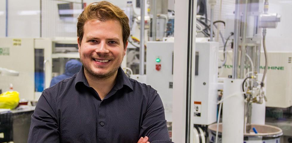 Laurent Trincklin, Quality Engineer - Saint-Gobain Performance Plastics Careers