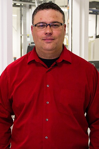 Chad DeSelle, Manufacturing Engineer, Automation - Saint-Gobain Performance Plastics Careers
