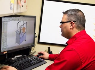Careers - What Chad Does Manufacturing Engineer, Automation