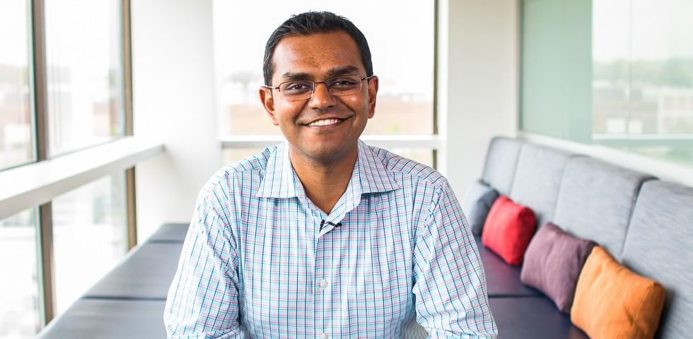 Hemanth Setty, Global Product Leader, Supply - Dun & Bradstreet Careers