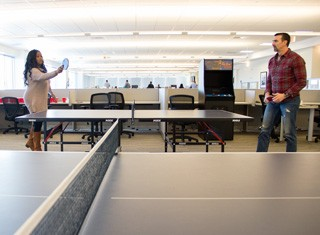 Careers - Office Perks  Enhancing Office Culture