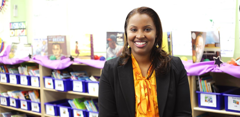 Ruth Henry, Second Grade Lead Teacher - Success Academy Charter Schools Careers