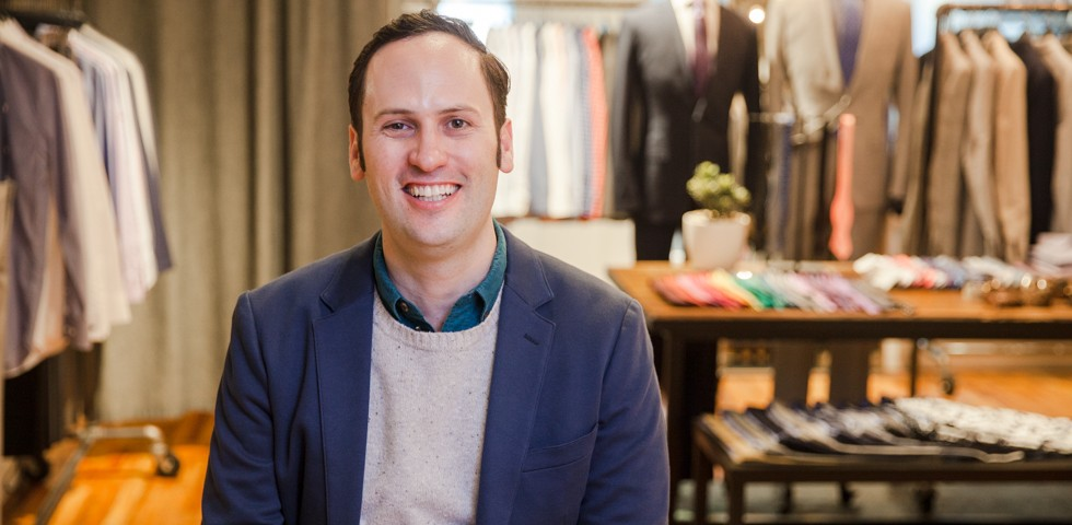 Liam Hanley, Director Of Planning, E-Commerce & Guideshops - Bonobos Careers
