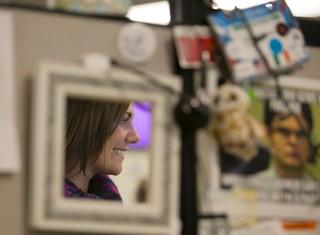 Careers - Christina's Story Born & Bred Boston Bear