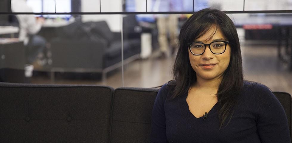 Sarah Ashraf, Software Engineer - Signpost Careers