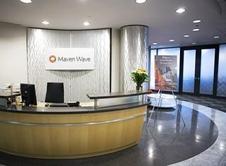 Maven Wave Company Image