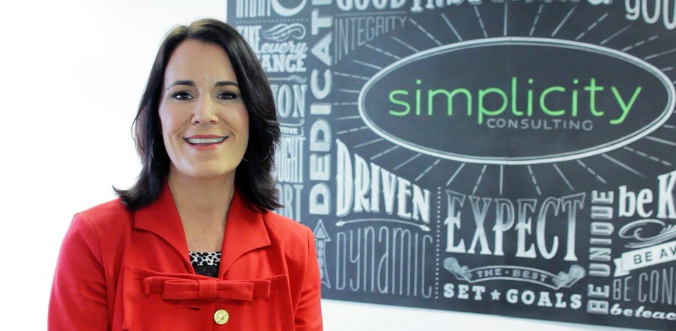 Carrie Morris, VP, Strategic Accounts - Simplicity Consulting Careers