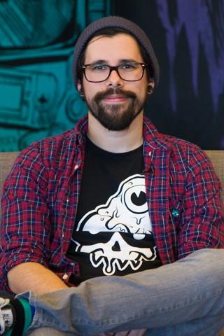 Jorge Tirado, Creative Director - JINX Careers