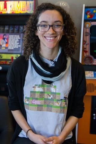 Kelly Johnson, T-Shirt Artist - JINX Careers