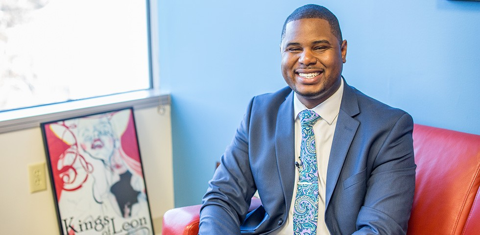 Shamar Robinson, Account Manager - DMC Atlanta Careers
