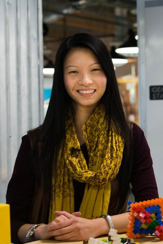 Annie Luong, Associate Business Manager - AT&T Careers