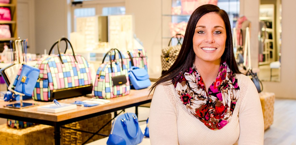Natalie Couch , Assistant Store Manager, Jefferson Pointe - Vera Bradley Careers