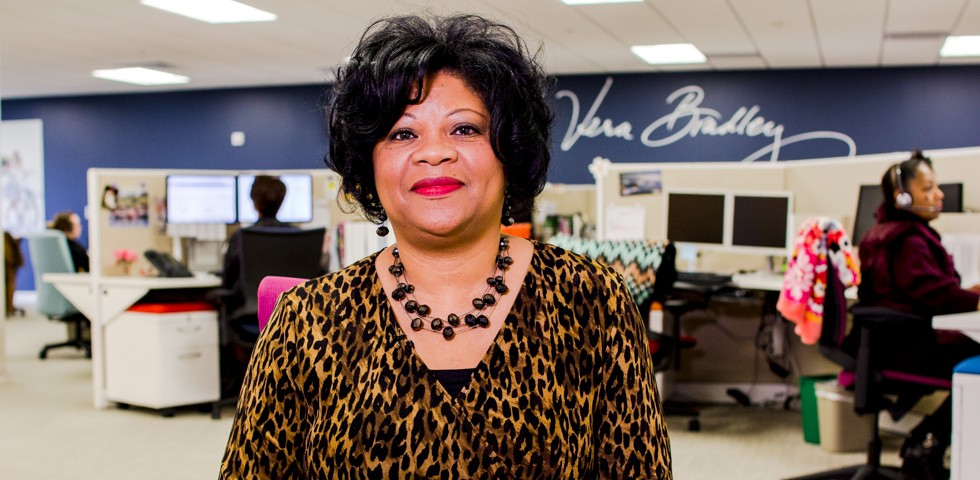 Denise DeYampert , Customer Service Manager - Vera Bradley Careers