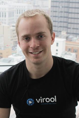 Alex Debelov, Co-founder & CEO  - Virool Careers