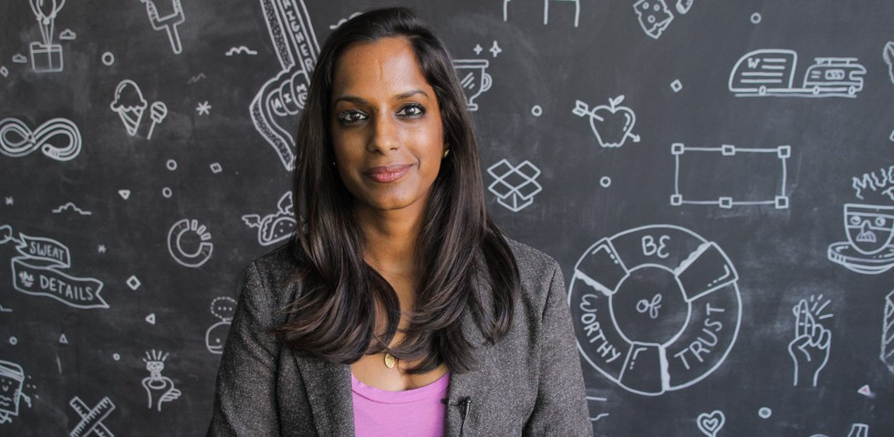 Renu Gupta, Account Executive, Global Accounts & Partnerships - Dropbox Careers