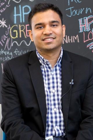Samim Riaz, Marketing Analytics & Operations Manager - HP Careers