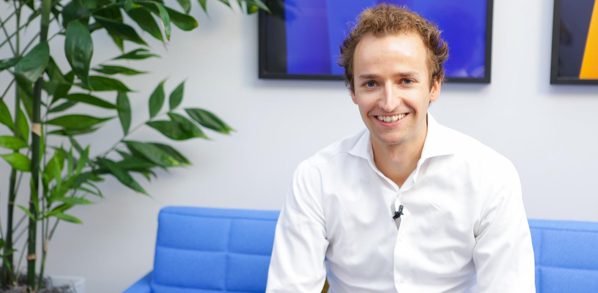 Sebastiaan Mook, Business Planning Manager - HP Careers