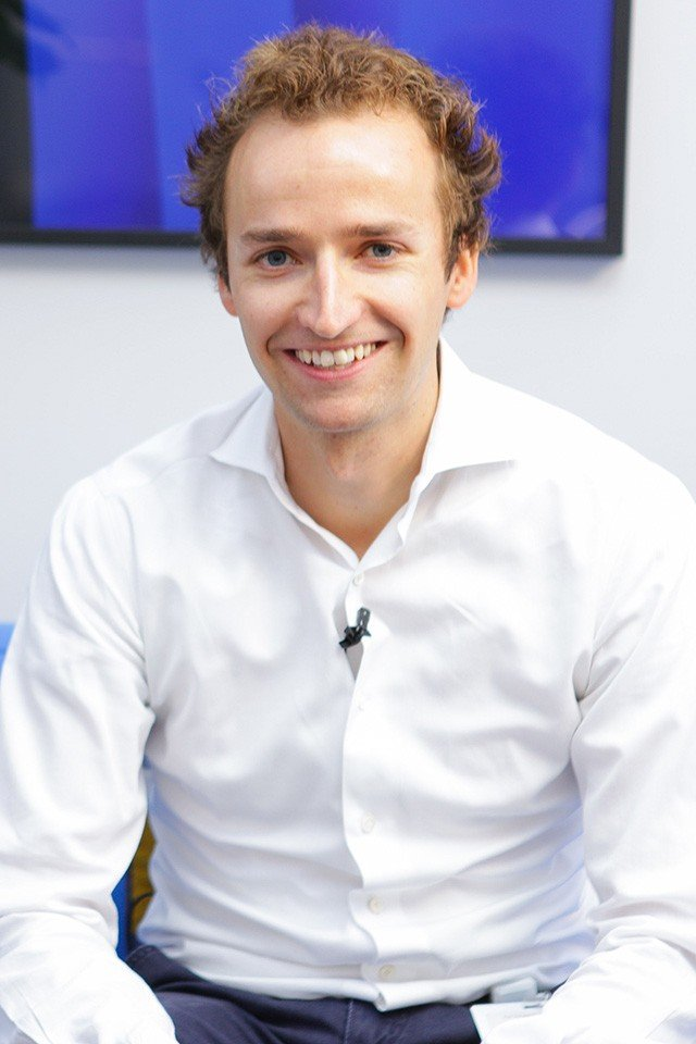 Sebastiaan Mook, Business Planning Manager - HP Careers