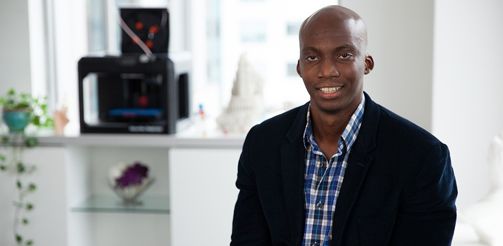 Antonio Burton, Director of Customer Support - MakerBot Careers