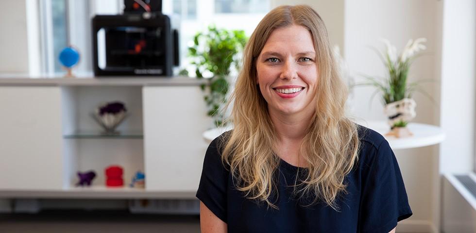 Lauren Goglick, Director of Channel Sales - MakerBot Careers