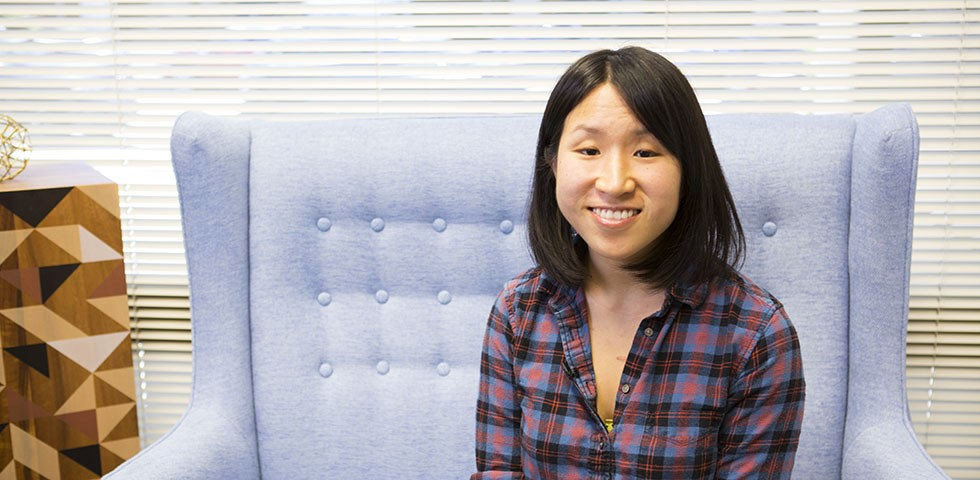 Jennifer Song, Software Developer - DAQRI Careers