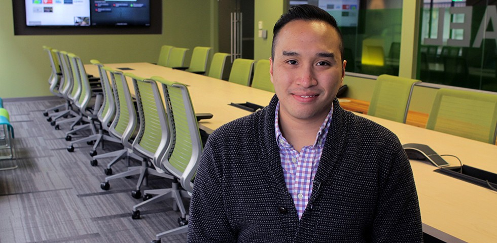 Vinh Jones, Director of Technical Support - Jive Careers
