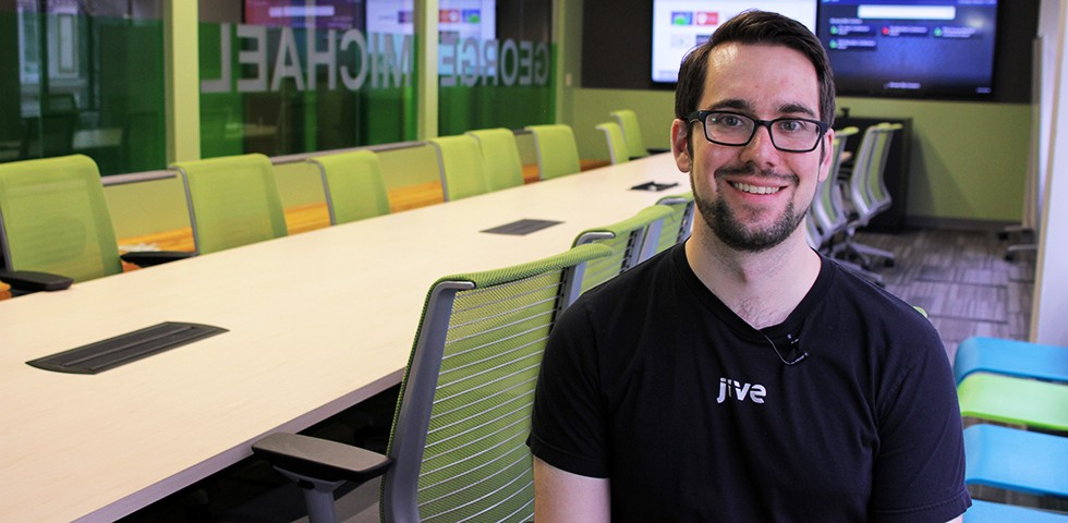 David Merrick, Software Quality Engineer - Jive Careers