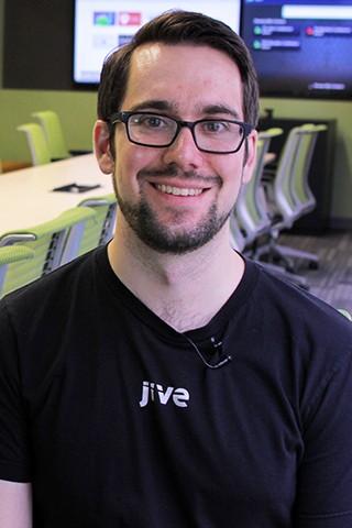 David Merrick, Software Quality Engineer - Jive Careers