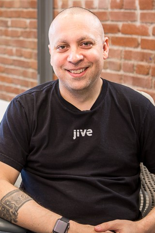 Ryan King, Director, Engineering - Jive Careers