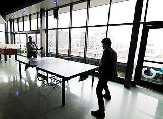 Careers - Office Perks Fun Environment