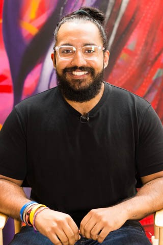 Arman Walia, Assistant Managing Editor of Social Moments - Bleacher Report Careers