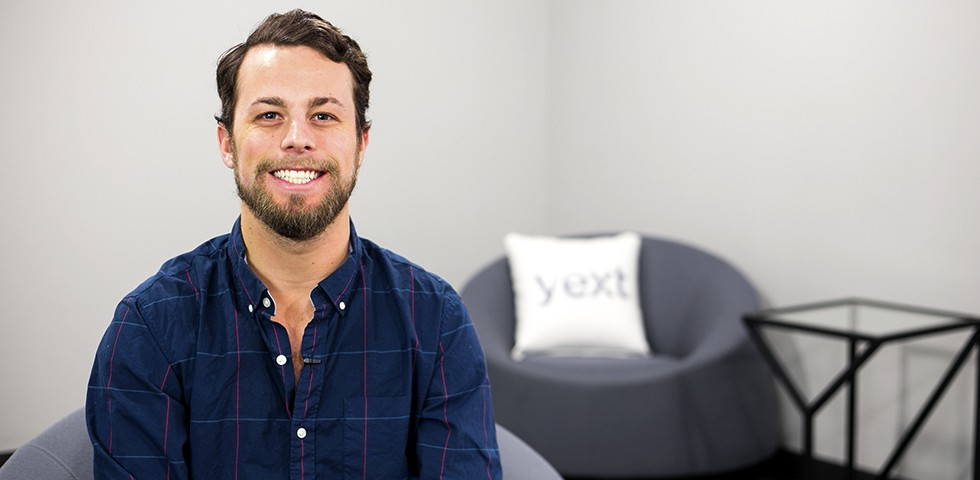 Max Shaw, Product Manager - Yext Careers