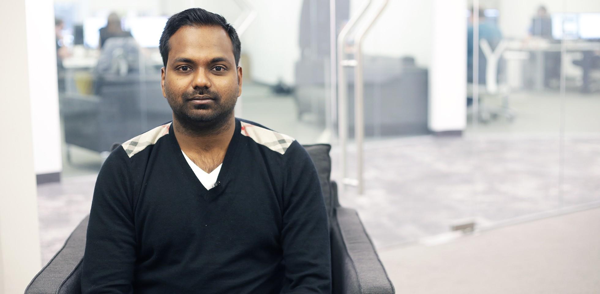 Manoj Kintali, Technical Lead, Engineering - Yext Careers