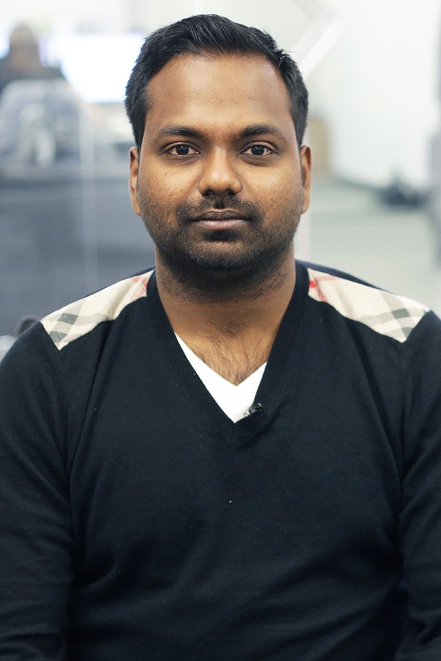Manoj Kintali, Technical Lead, Engineering - Yext Careers