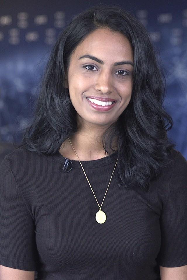 Namrata Kodali, Software Engineer - Yext Careers