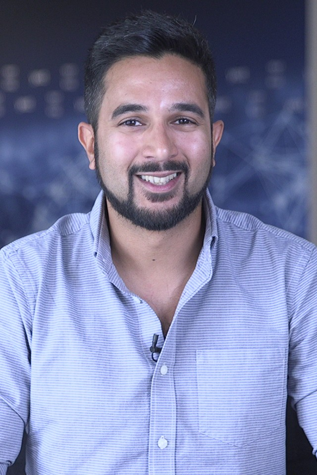 Zahid Zakaria, Director, Data Strategy - Yext Careers