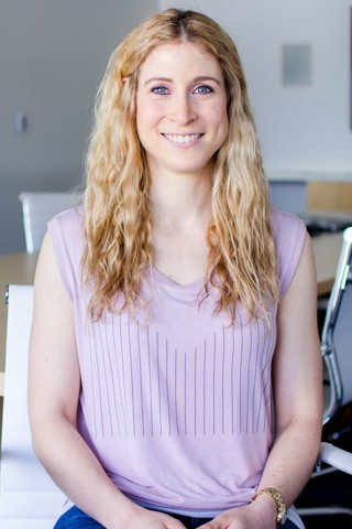 Simone Berkower, Software Engineer - Curalate Careers