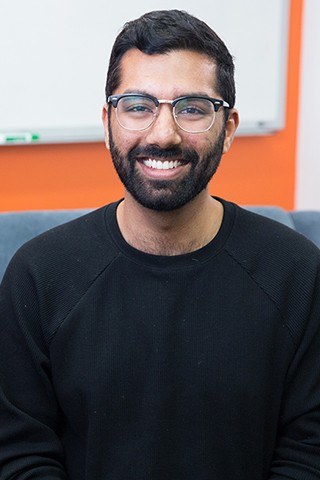 Faisal Shaik, Product Manager - Curalate Careers