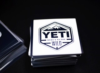 YETI Custom Shop Careers