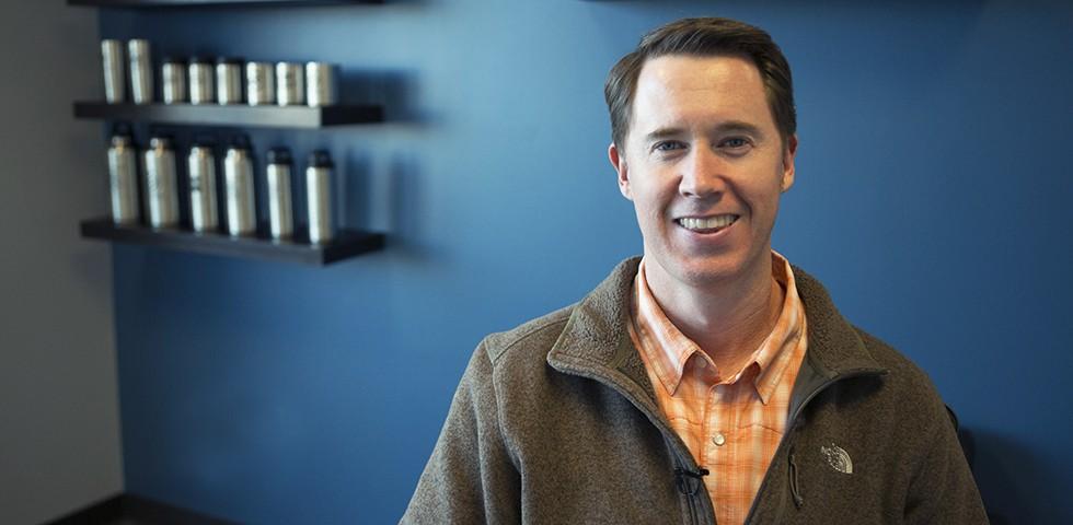 Vaughan Stanford, CEO & Founder - YETI Custom Shop Careers